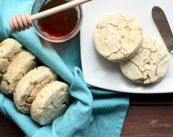 Gluten Free Tea Biscuits