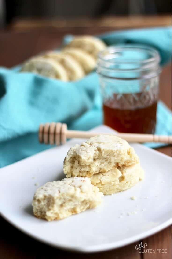 Tea Biscuits | Gluten Free | Dairy Free | Optional Raisins