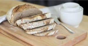 Crusty Gluten Free Bread Recipe | CathysGlutenFree.com