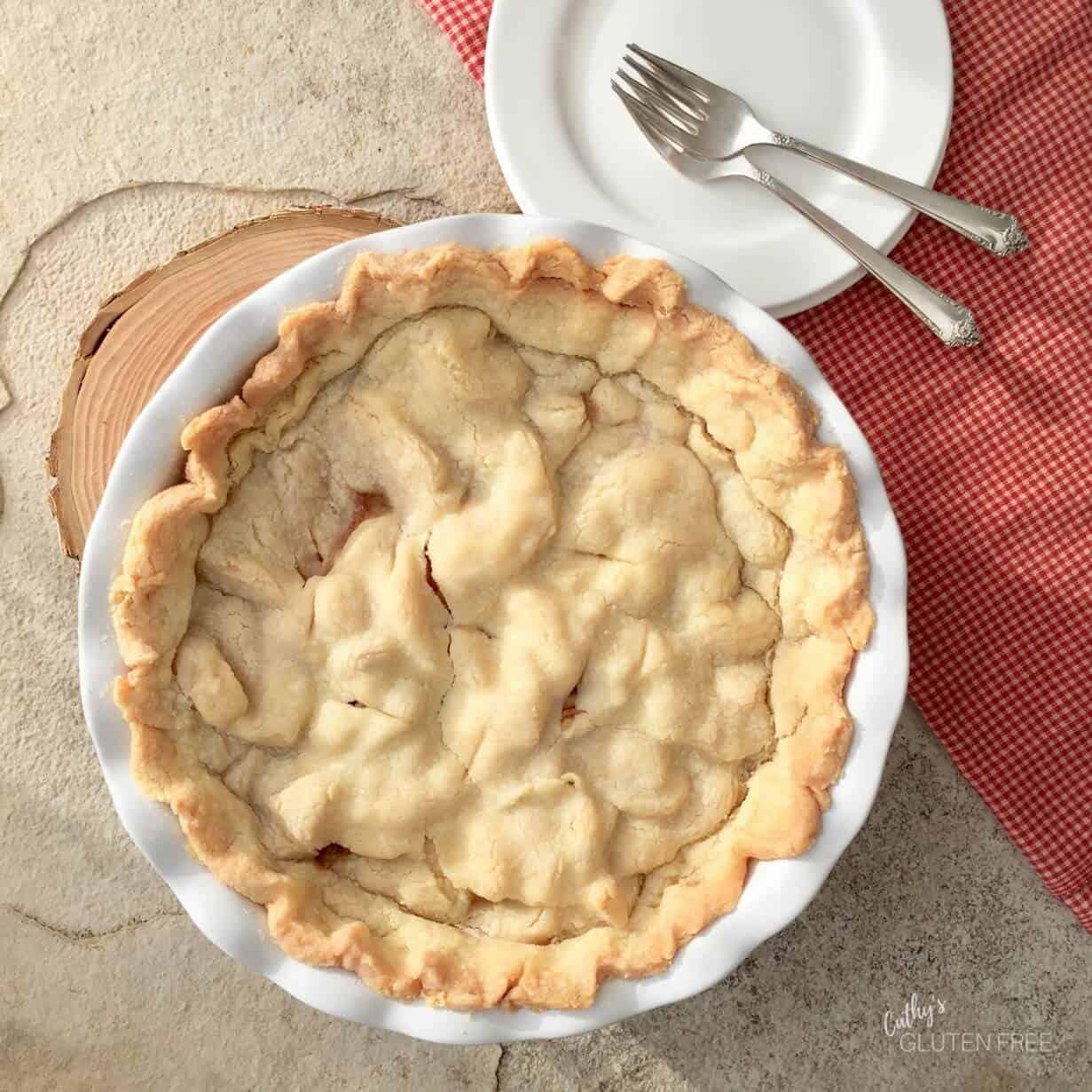 The Best Gluten Free Pie Crust CathysGlutenFree.com