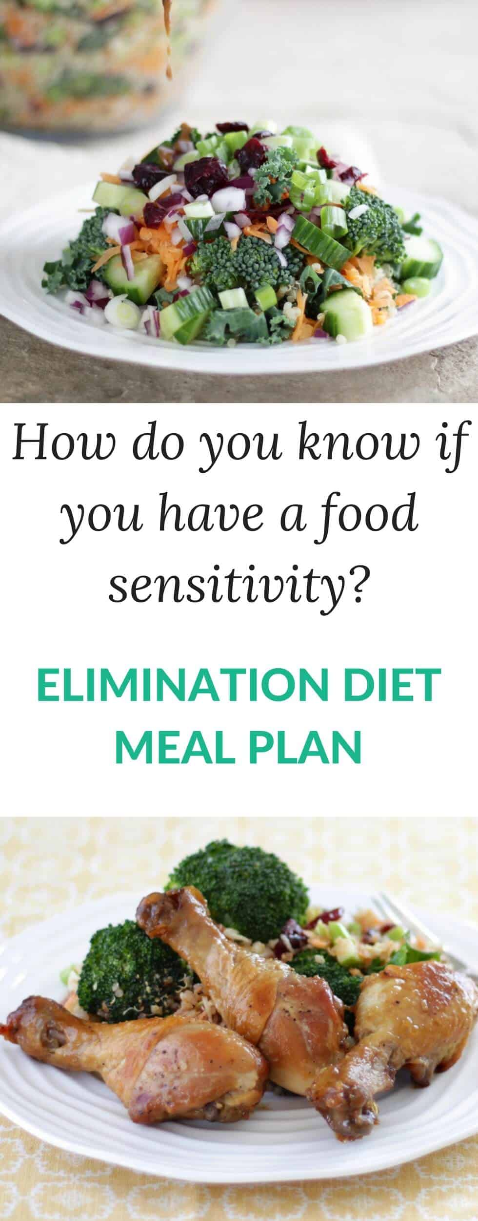 How do you know if you have a food sensitivity?  #plan #autoimmune