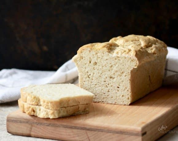 Easy Soft Gluten Free Sorghum Sandwich Bread