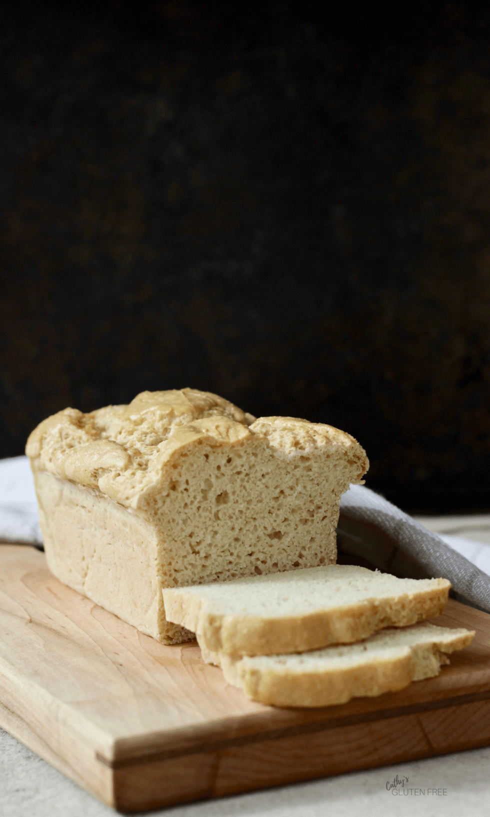 Gluten-Free Sandwich Bread recipe from Cathy's Gluten-Free