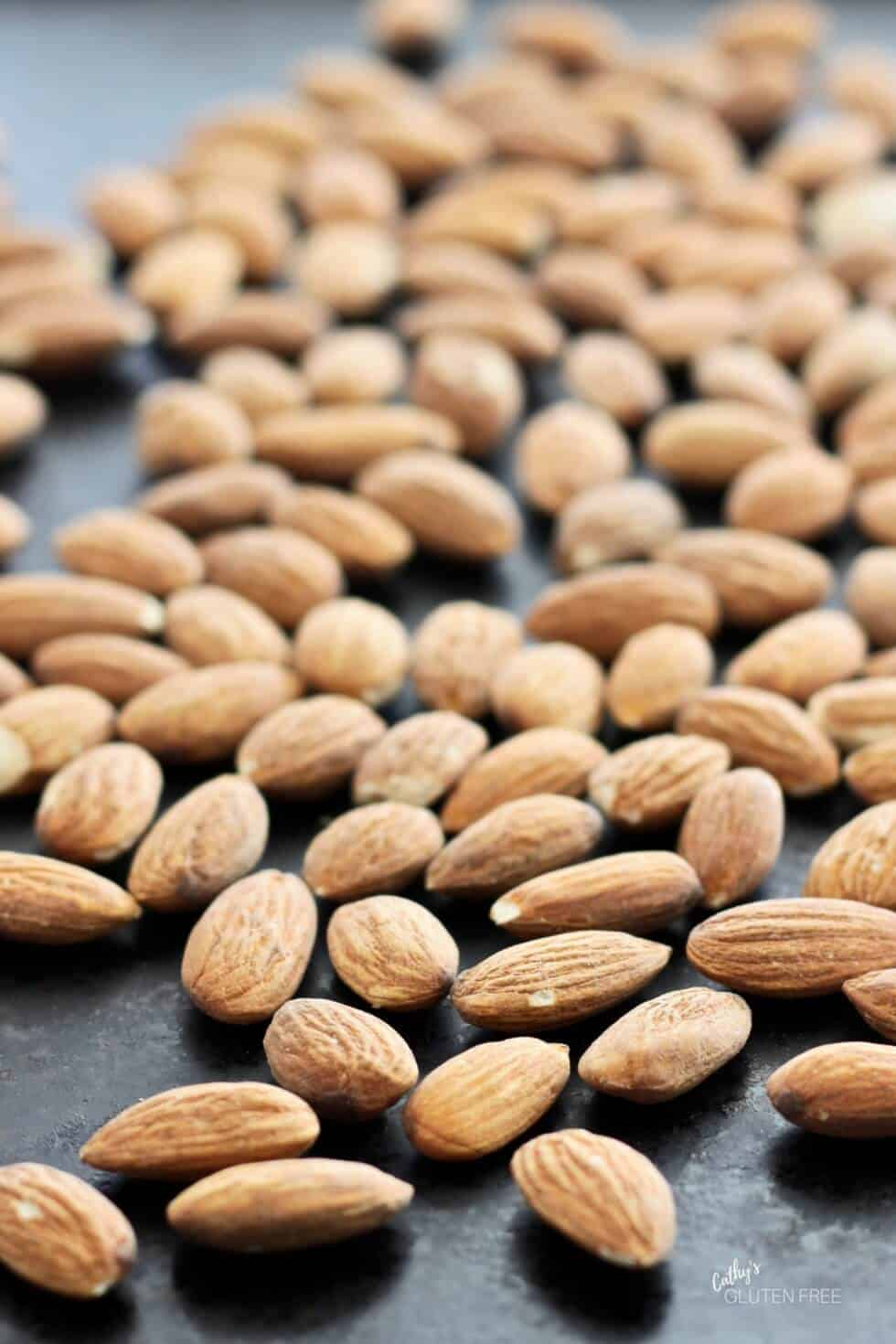 Whole Shelled Almonds