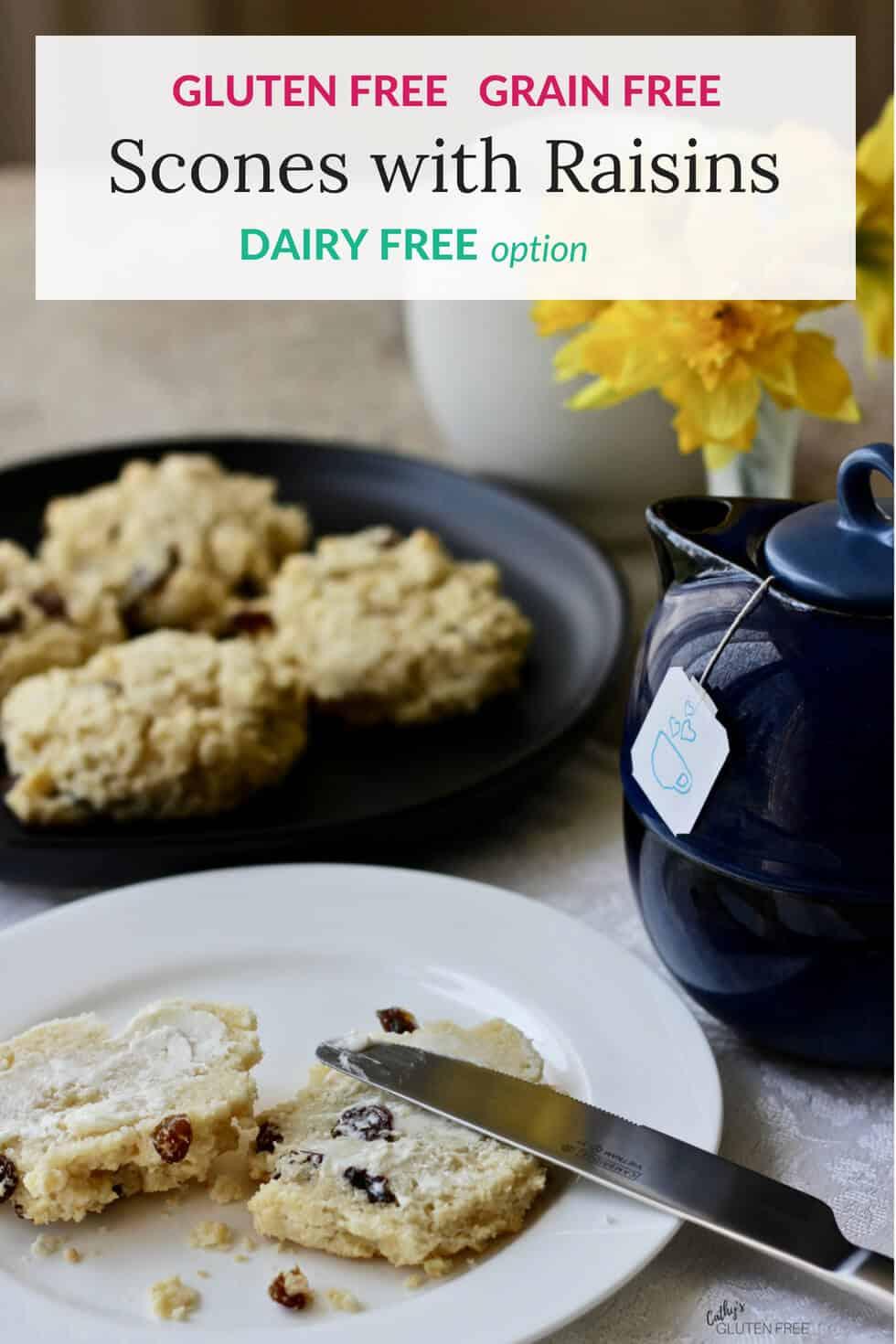 Grain Free Scone Recipe