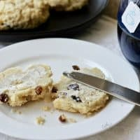 Grain Free Drop Scones