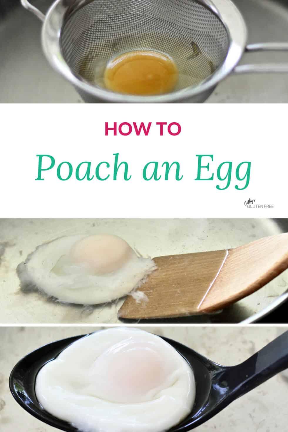 Poached Egg Steps