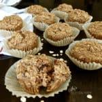 Gluten Free Applesauce Muffins