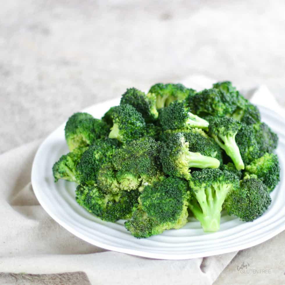 Easy Gluten Free Broccoli Stir Fry