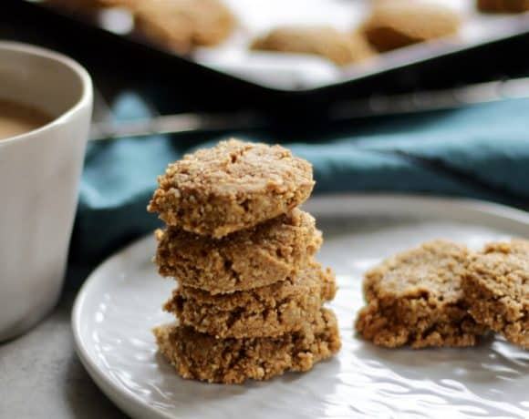 Gluten Free Ginger Cookies Recipe