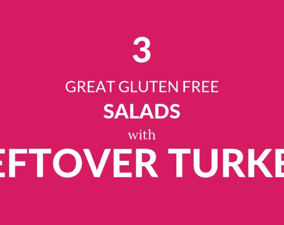 Leftover Turkey Salads