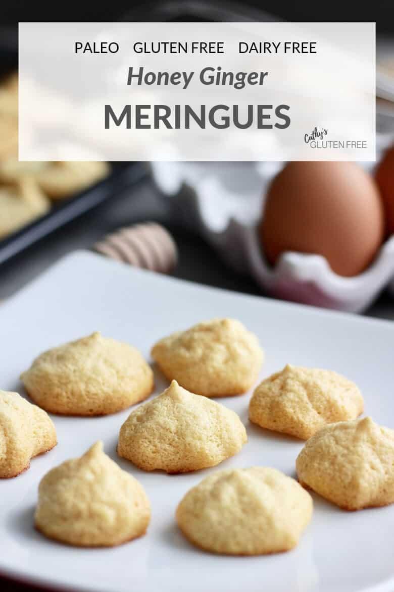 Ginger Meringues