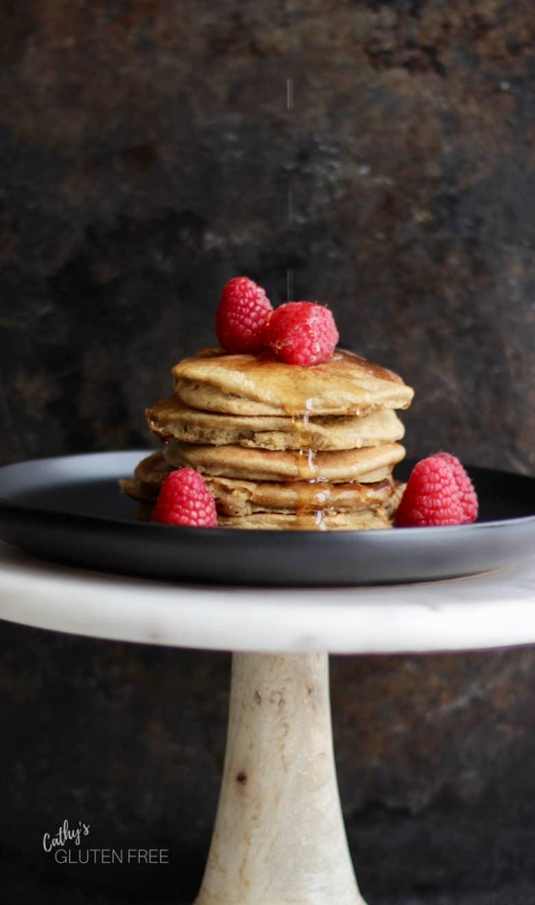 Gluten Free Teff Pancakes