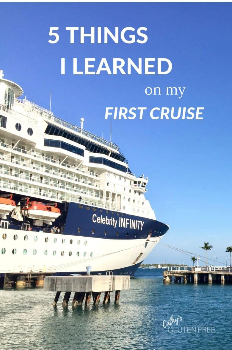 5 Things I Learned on My First Cruise