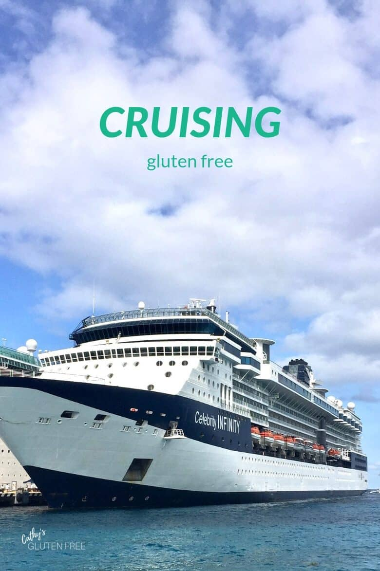 We Went on Our First Cruise! - Cathy's Gluten Free