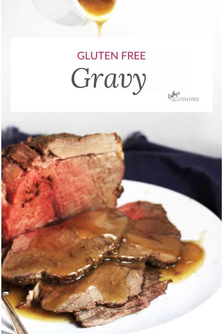 gluten free gravy on beef